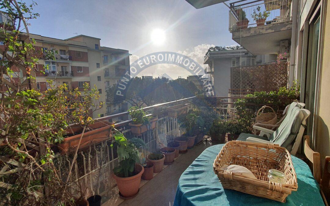 appartamento villaggio corsicato san giorgio a cremano